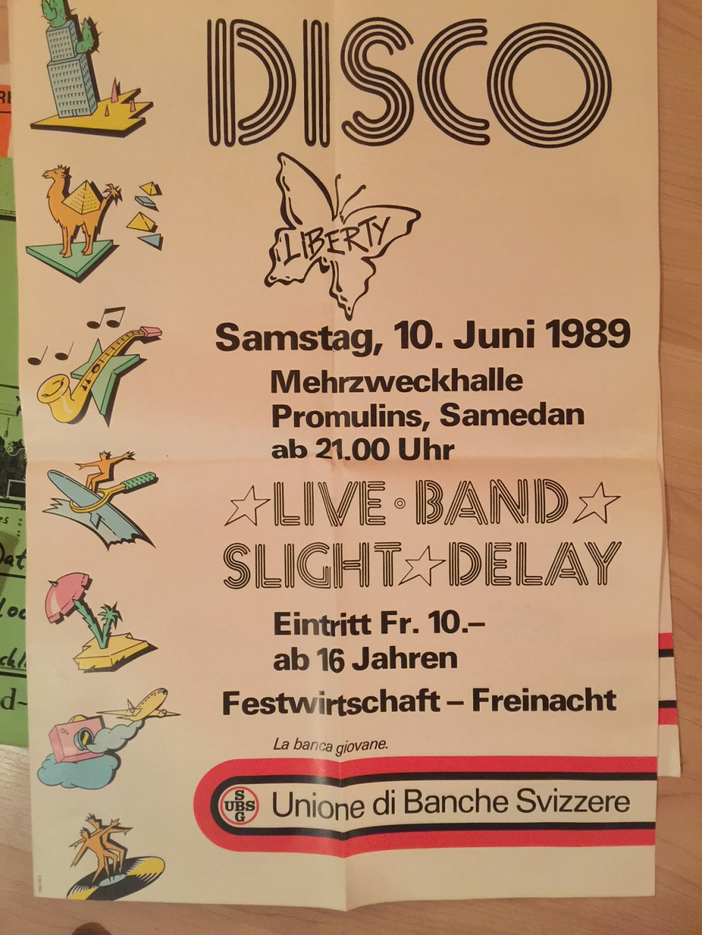 1985 - 1988